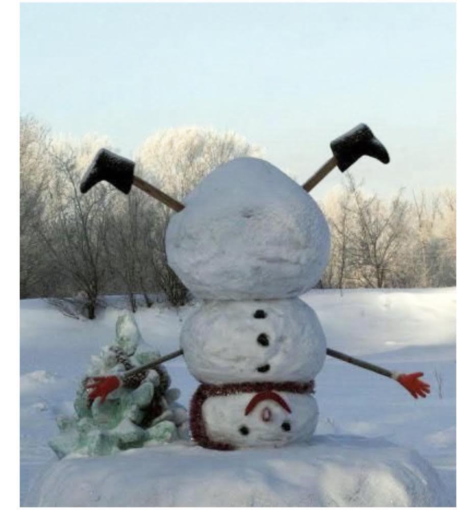 Do u wanna build a snowman?? Igotta build myself something like thistoday...  #SnowMan#snowmen#snow#snowday#snowfall#winter#cold#wintergames#wednesday#photooftheday#PHOTOS#photo#pic#picoftheday#tech#nerd#nerds#nerdy#geek#geeks#viral#helpmegoviral#funny