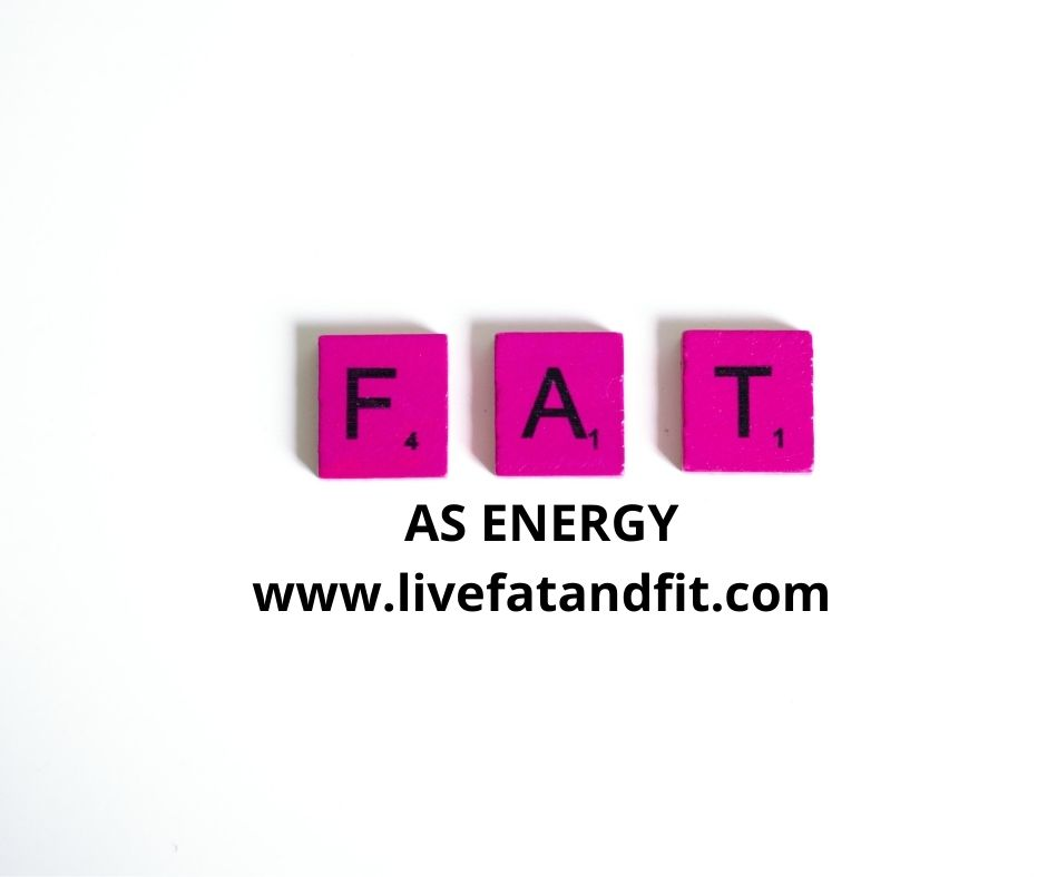 FAT AS ENERGY   #fatandfit #live #wellness #lifestyle #healthyfood #energy #selfcare #livefatandfit