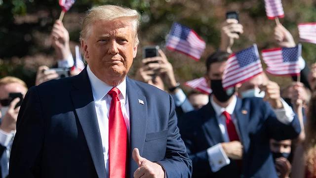 Poll: Trump's standing rises among Republicans https://t.co/5yXfFnakN5 https://t.co/CfAPPjLRfh