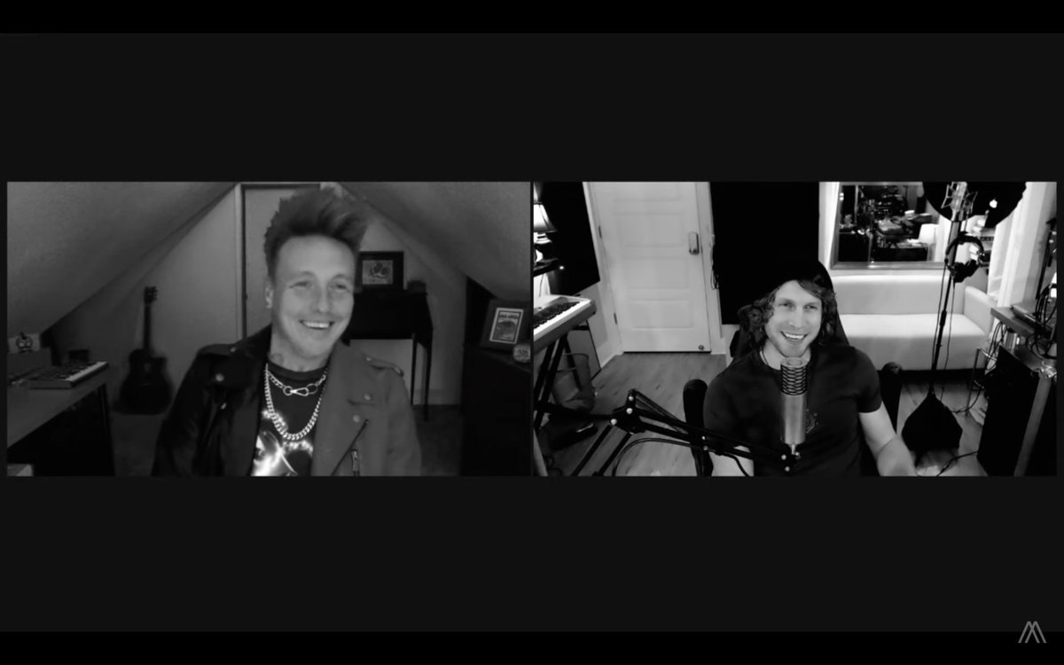TUNNELS w/ @Jonnyhawkins episode #002 featuring special guest @JacobyShaddix of @paparoach is now available on THE FEW. Download the app to watch the full episode.