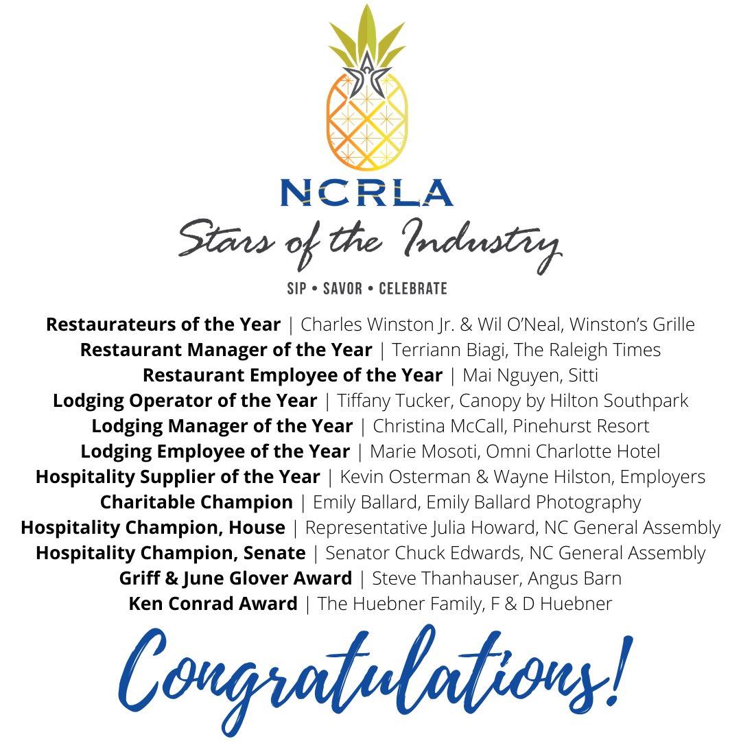 Congratulations Christina McCall & Tiffany Tucker!