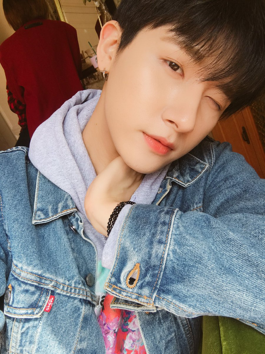 Replying to @blesshownu: #StanWorld #IM @OfficialMonstaX