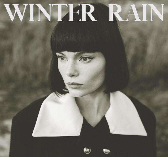 "Swedish pop artist @winonaoak kicks off 2021 with ""Winter Rain"":"