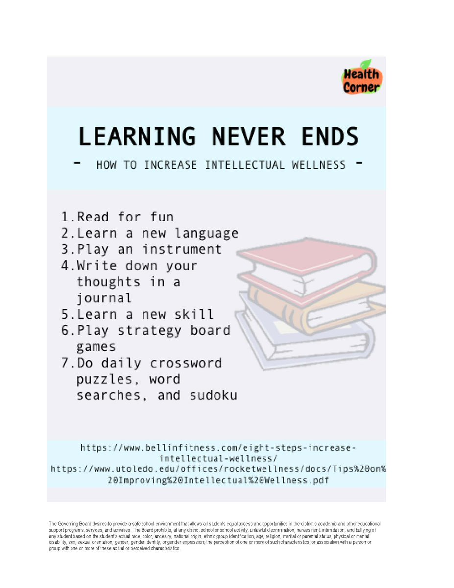 Learning never ends. 6 ways to stay organized this year. Fontana Adult School is committed to culturally responsive teaching. Christina Koning-Tanya Streeter #adulted #freediving #novelist #journalist #organize #NewYear2021 #wellness #lifelonglearning