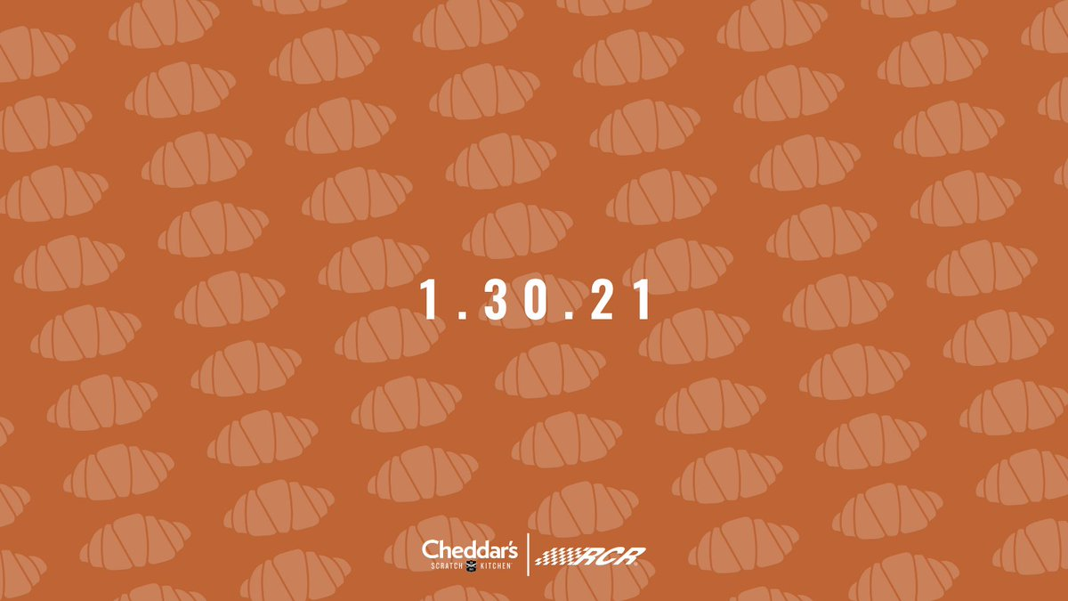📣 This Saturday is #NationalCroissantDay and we'll be revealing @TylerReddick's 2021 paint scheme...you won't want to miss this buttery good time. 🥐😏 https://t.co/SzC0ZdzVgx