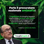 Image for the Tweet beginning: @Noiconsalvini La #cannabis secondo ben