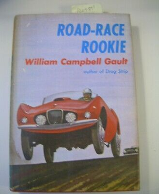 William Gault 1973 Road Race Rookie ** SIGNED ** Car racing Santa Barbara author #childrensbooks #reading #20thcentury #read #books #kids #vintage #literature #racing #juvenilefiction #fiction #adventure #cars #speed #driving #fast #1970s #author At eBay