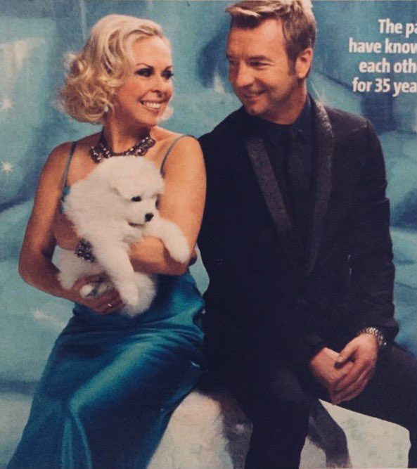 Some things fill your heart without trying. 🐶💜 @torvillanddean  #PuppyLove #PicOfTheDay