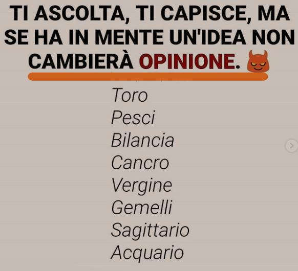 Consulta il tuo #Oroscopo personalizzato, buona lettura! --------  -------- #astrologia #paolofox #Salvini #amici19 #noneladurso #pomeriggio5 #gfvip #avantiunaltro #uominiedonne #mariadefilippi #barbaradurso #temptationisland #fashion #instagram #gossip