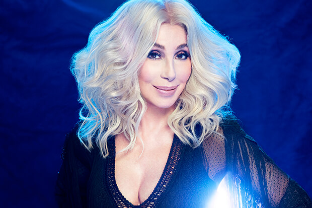 .@cher is working on new music and, possibly, a virtual concert: