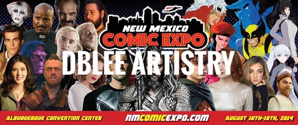 please WATCH&RETWEET  @ToneBone565 interviews artist, Derrick Lee, about his art & comic at New Mexico Comic Expo @NMcomicexpo #DBLeeArtistry #NMComicExpo #artist #NMComicExpo2019 @YouTube #video #youtubevideo #youtube #RETWEET #WATCH #RETWEET