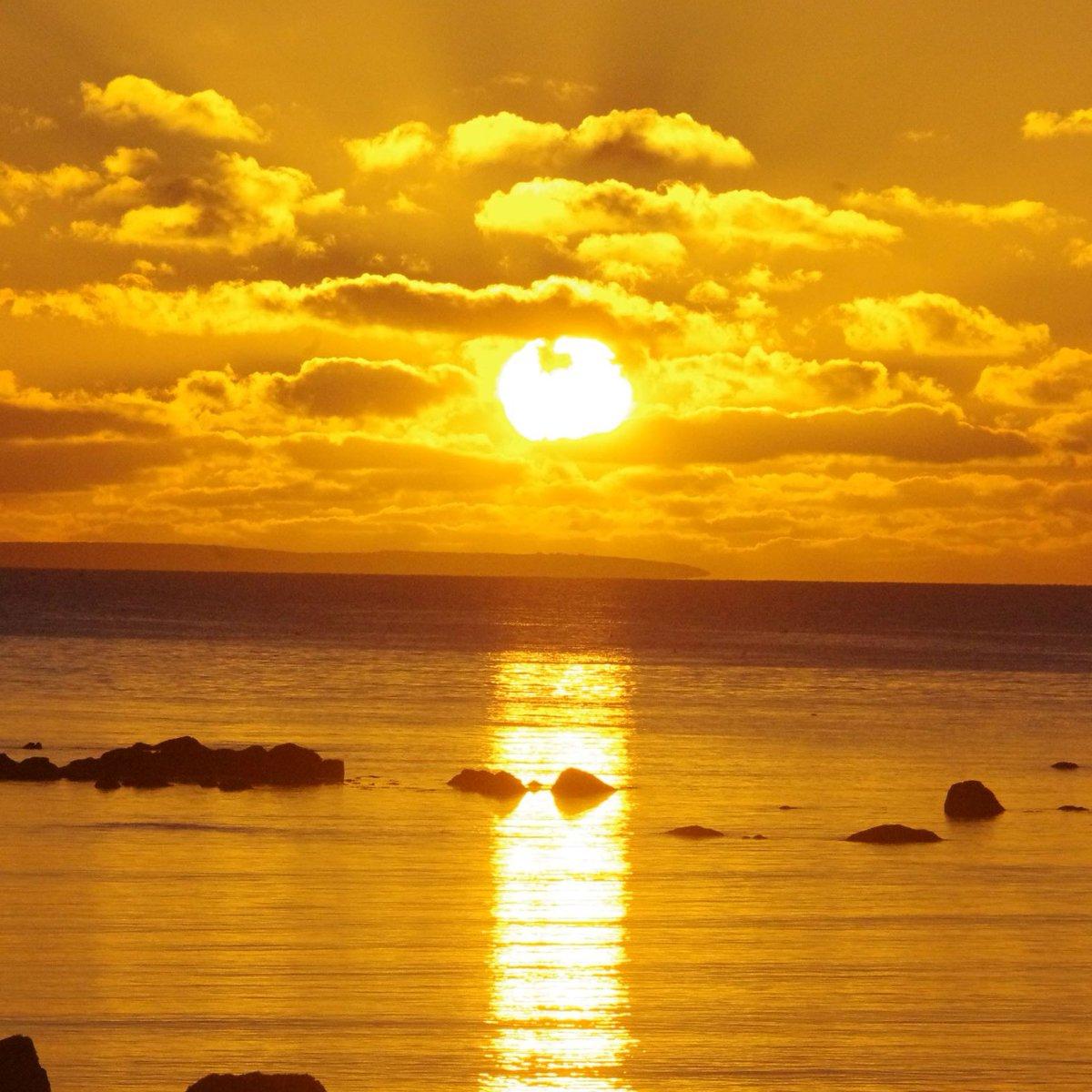 Found an old photograph of a beautiful #sunset at #Furbo #beach #Galway a few year's back #inspiration #connemara #wildatlanticway #hope #ireland