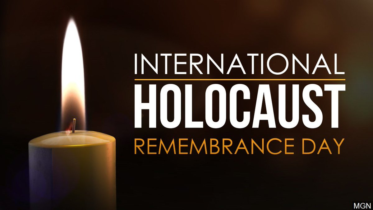 Today on #HolocaustRemembranceDay we remember and honor the 6 million innocent lives that were lost.   We must work together against #antisemitism!   #AZSenate #InternationalHolocaustRemembranceDay