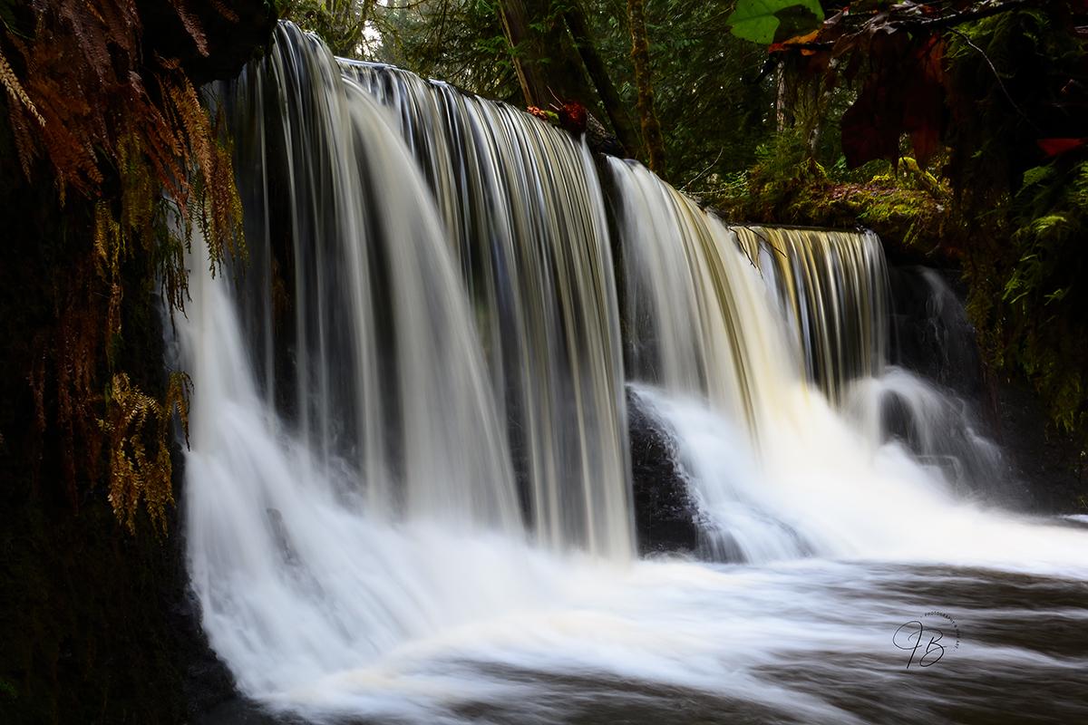 New #artwork   Wash Away Your Worries - #Waterfall #art     #photography #longexposure #VancouverIsland