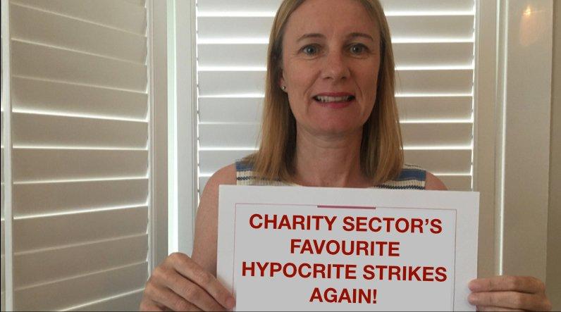 The UK charity sector's favourite hypocrite is at it again!  Read the full article here:   #CancerResearchUK #Charity #CRUK #Hypocrisy #Integrity #Honesty #JimCowan #MichelleMitchell #RaceForLife #WHO #WorldHealthOrganisation #WorldNoTobaccoDay