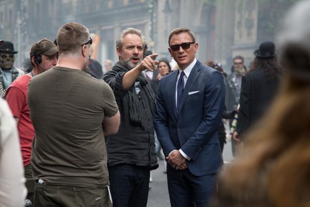 #JamesBond #Bond25 #NoTimeToDie #movie #cinema #BondJamesBond #behindthescenes #filmproduction #filmcrew #setlife #crewmatter #Bondfilm #cast #actor #DanielCraig #Mexicocity #filmlocation #director #SamMendes #Spectre