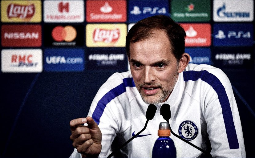 """Thomas Tuchel: """"We will build a team that nobody wants to play against.""""  The challenge for me is to do this as fast as possible, from what I saw today I'm very pleased - we can build from here."""""""