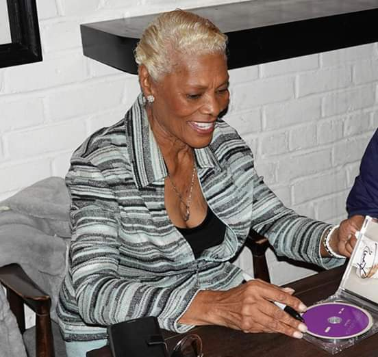#dionnewarwick   Check out the latest album she's back featuring am I dreaming with Musiq Soulchild how do you keep the music playin? with Kevon Edmonds tears ago we need to go back what the world needs now if I want to #16 you really started something