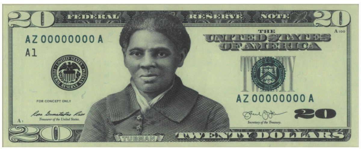 Ms. Warwick: seeing the new $20 bill replacing Andrew Jackson made me feel good #dionnewarwick