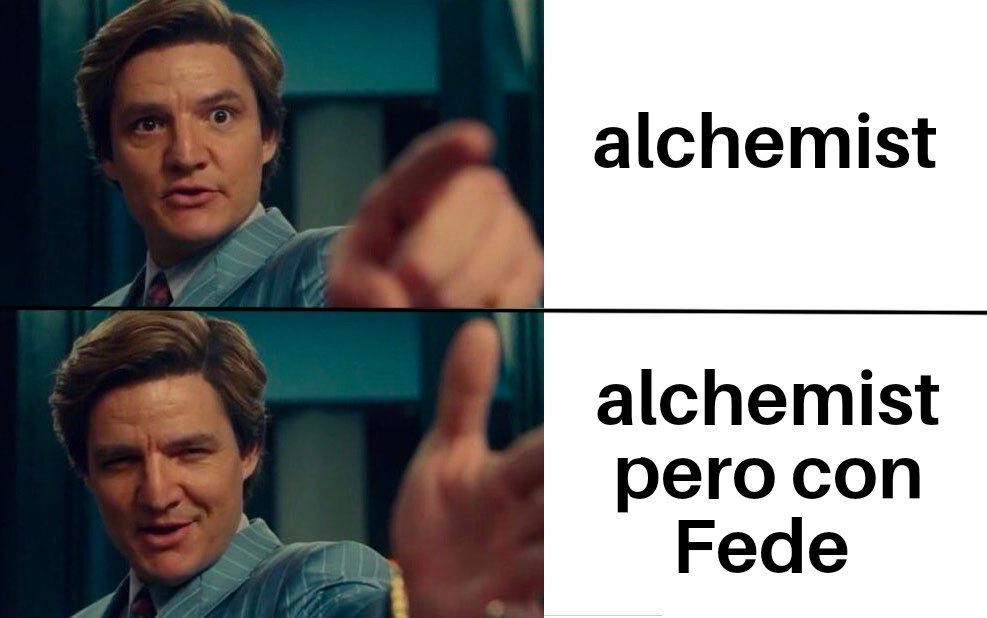#alchemist