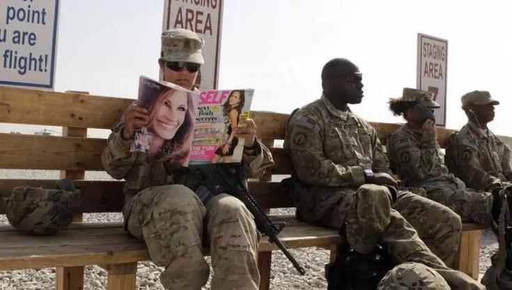 Allentamenti sulle norme vigenti riguardo l'immagine delle soldatesse americane Foto:@repubblica Approfondisci su  #USA #UnitedStates #NewYork #women #womenpower #donne #diritto #diritti #rights #right #military #militar #militari #news #fakebusters