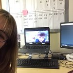 Our learning support lessons have been continuing throughout lockdown. Here is our Head of Learning Support Mrs Edwards having a remote 1:1 session with one of our Year 5 pupils. #homelearning #remotelearning #learningsupport #LongacreAtHome #longacreschool