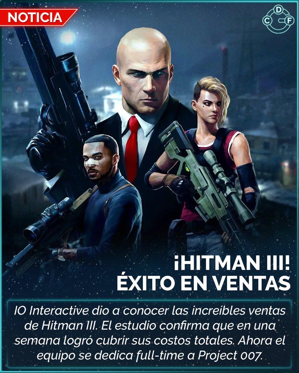 ¡Hitman 3 ya es rentable! 🇦🇷🎮  #Hitman #Hitman3 # #nextgen #microsoft #epicgames #gamer #gaming #noticias #xbox #seriesx #Sony #playstation #nintendo #Switch #ps4 #ps5 #pc #steam
