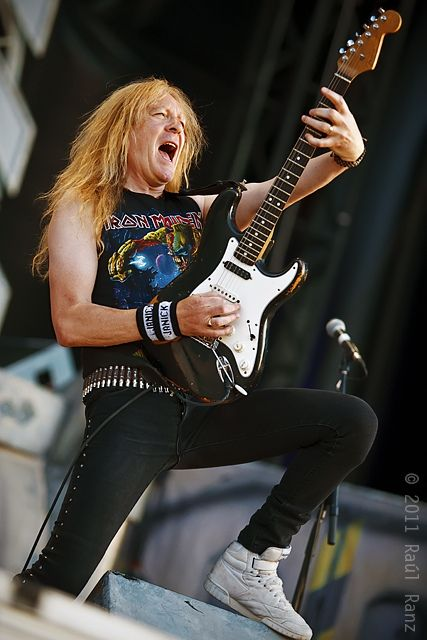 Happy birthday, Janick Gers! 🤗 #JanickGers #ironmaiden #guitarplayer #legend