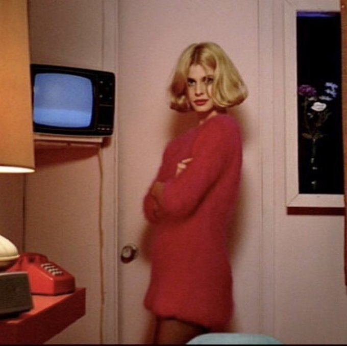 Happy birthday to Nastassja Kinski. No one will ever look this good in a mohair sweater