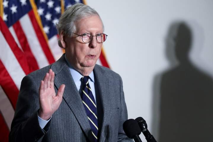 The #US Senate on Tuesday voted 55-45 to go ahead with #DonaldTrump's second impeachment trial, but only five Republican senators voted with Democrats, signaling that he might be acquitted because it would take at least 17 Republicans to secure conviction.