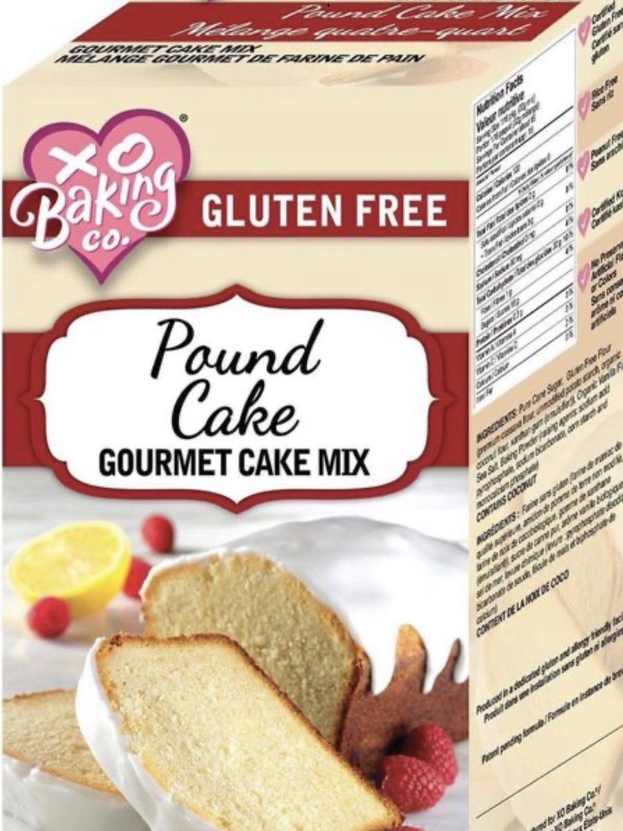 You can't make yesterday's tasty dessert cups without a box of this!  #glutenfree #ricefree #soyfree #dairyfree #nongmo #baking #cake #homemade #food #dessert #instafood #cookies #foodie #yummy #chocolate #cakes #bakery #delicious #baker #cupcakes