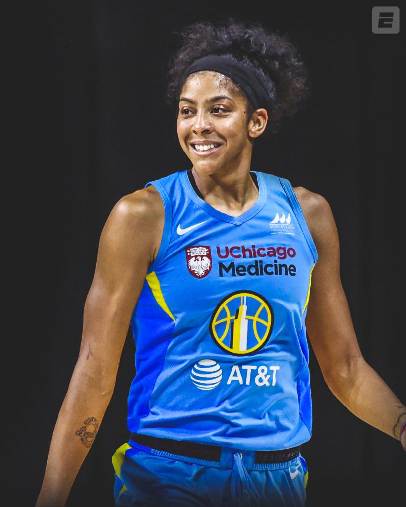 Candace Parker is leaving the Sparks after 13 seasons and signing with the @chicagosky, per @ramonashelburne.   (via @espnW)