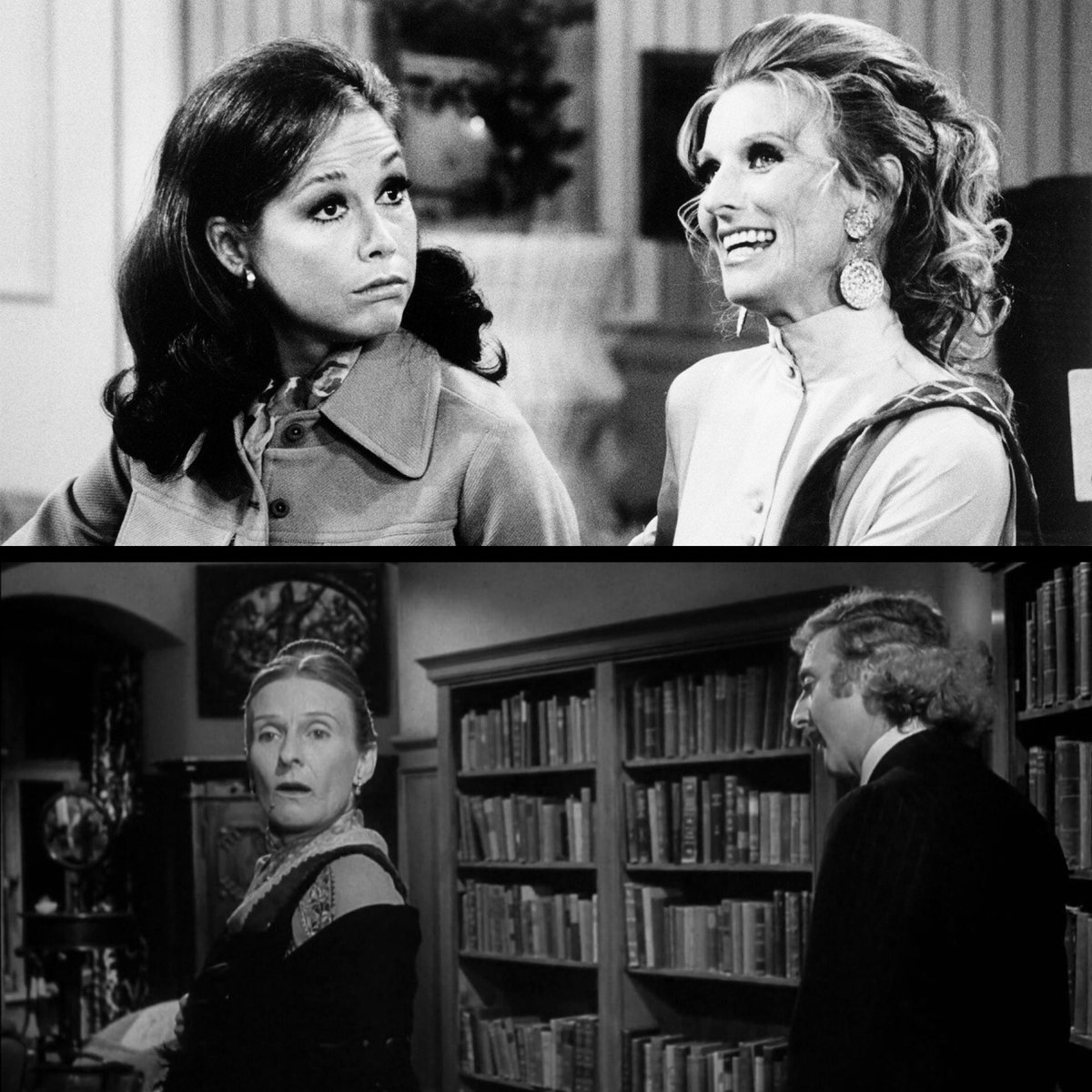 I loved Cloris Leachman in Young Frankenstein & mixing it up with @TheOnlyEdAsner on MTM. A #haiku in tribute:                                         Goodnight, Frau Blücher We thought you'd live forever Thank you for the laughs  #ripclorisleachman #legend  #poetry #poem