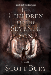 Karen's Killer Book Bench #Greek #Roman #Myth #Legend: THE CHILDREN OF THE SEVENTH SON, Dark Age Trilogy Book 2 by Scott Bury  via @KarenDocter