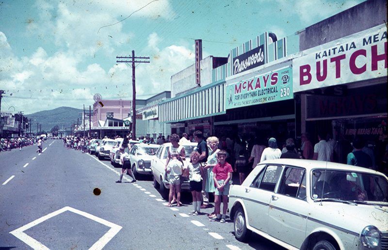Nothing like an old snap to kick off #throwbackthursday📸  Check out this storefront from one of our old McKay electrical appliances and servicing stores in Kaitaia #tb