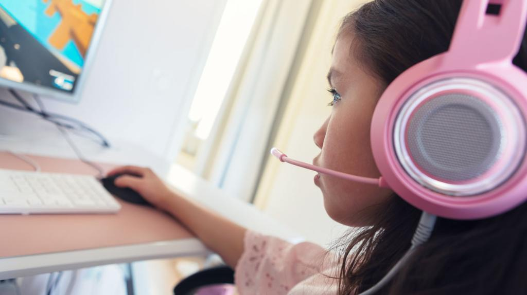Is gaming the new social media? With more social interactivity built into the gaming experience, it's virtually a new social reality for kids today. Here's what parents and caregivers need to know to set some pregame rules: