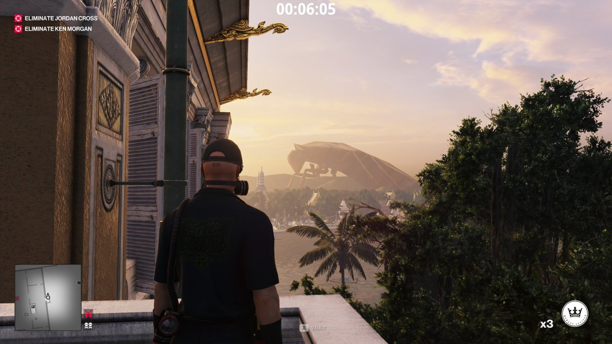 Smashed #Hitman today, and accidentally completed all missions in a single stream. Huge thanks to @MHackthor & anonymous for the gifted subs today, and to knight cyn @TheGhettoRigged nick @black_twitchie kerl @Hyperthetical12 @Plimph1 @SamuelClark3 @dragun108 artura stud ...