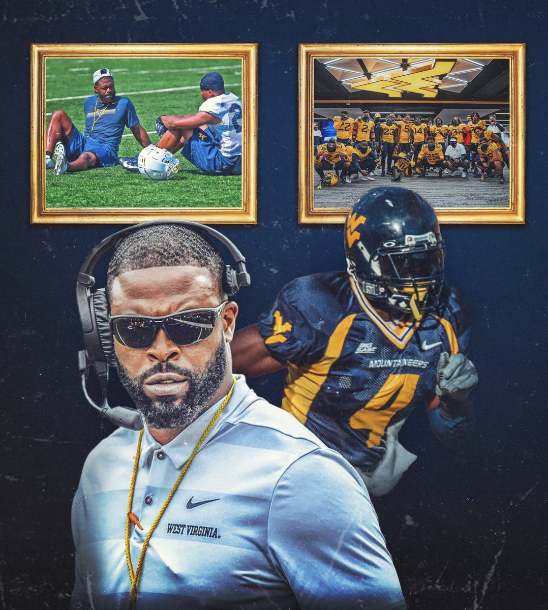 Forever thankful to @NealBrown_WVU  and @WVUfootball for the opportunity to come on home! The young men I coached, the fans, the community... it'll all be missed. I want Mountaineer nation to know... I GAVE IT MY ALL AS A PLAYER AND COACH💙💛 #Fourlife
