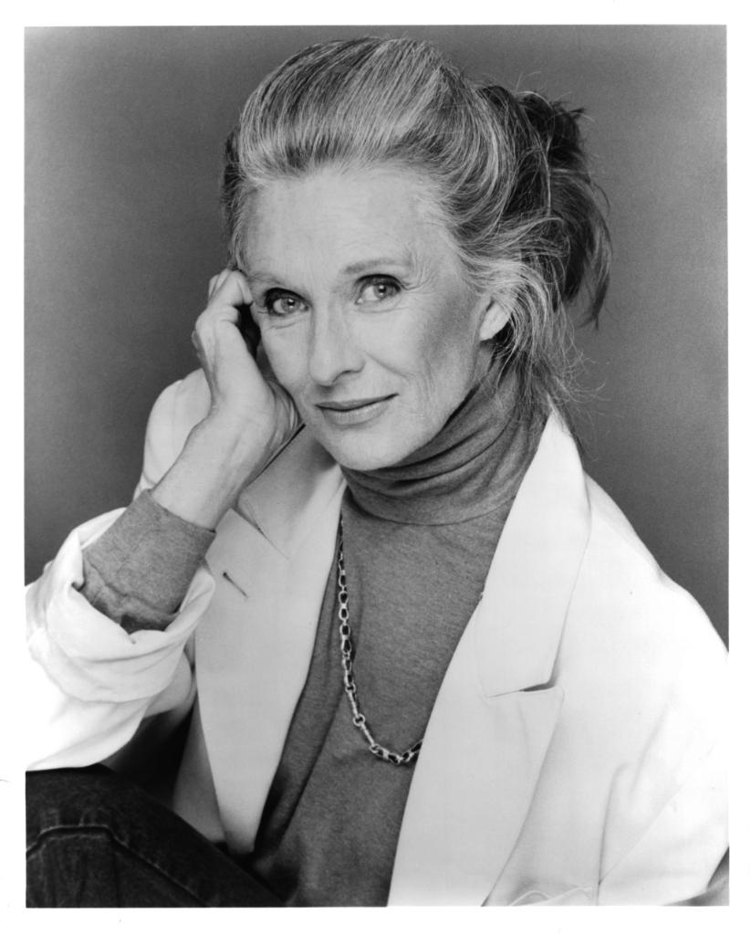 Thank you for all the laughs and smiles, Cloris Leachman.
