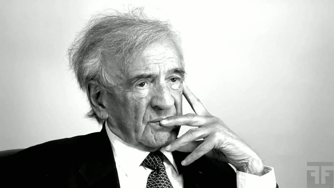 """#ElieWiesel #HolocaustSurvivor #Writer #NobelLaurete #RestInPeace #HOLOCAUSTREMEMBRANCEDAY #NEVERFORGET ~ SixWordResponse ©℗®™2021  """"No #human #race is #superior; no #religious #faith is #inferior. All collective #judgments are wrong. Only #racists make them."""" ~ #ElieWiesel"""