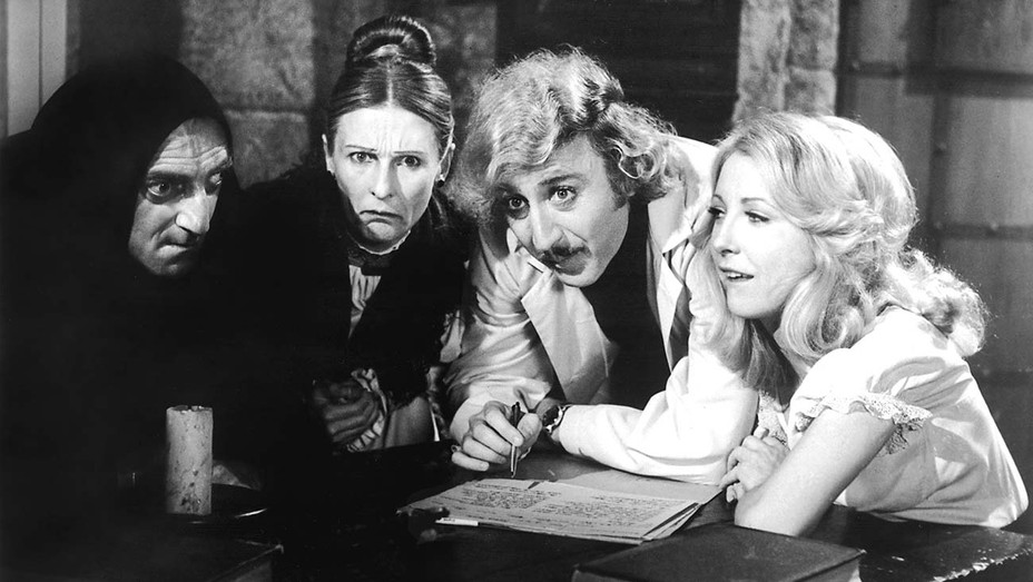 Of all her fantastic scenes in #YoungFrankenstein, Cloris Leachman broke Gene Wilder the most in a moment she did not find all that funny