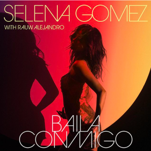 O novo single da @selenagomez já tem capa oficial! Animad@s? 😍   #SelenaGomez #BailaConmigo