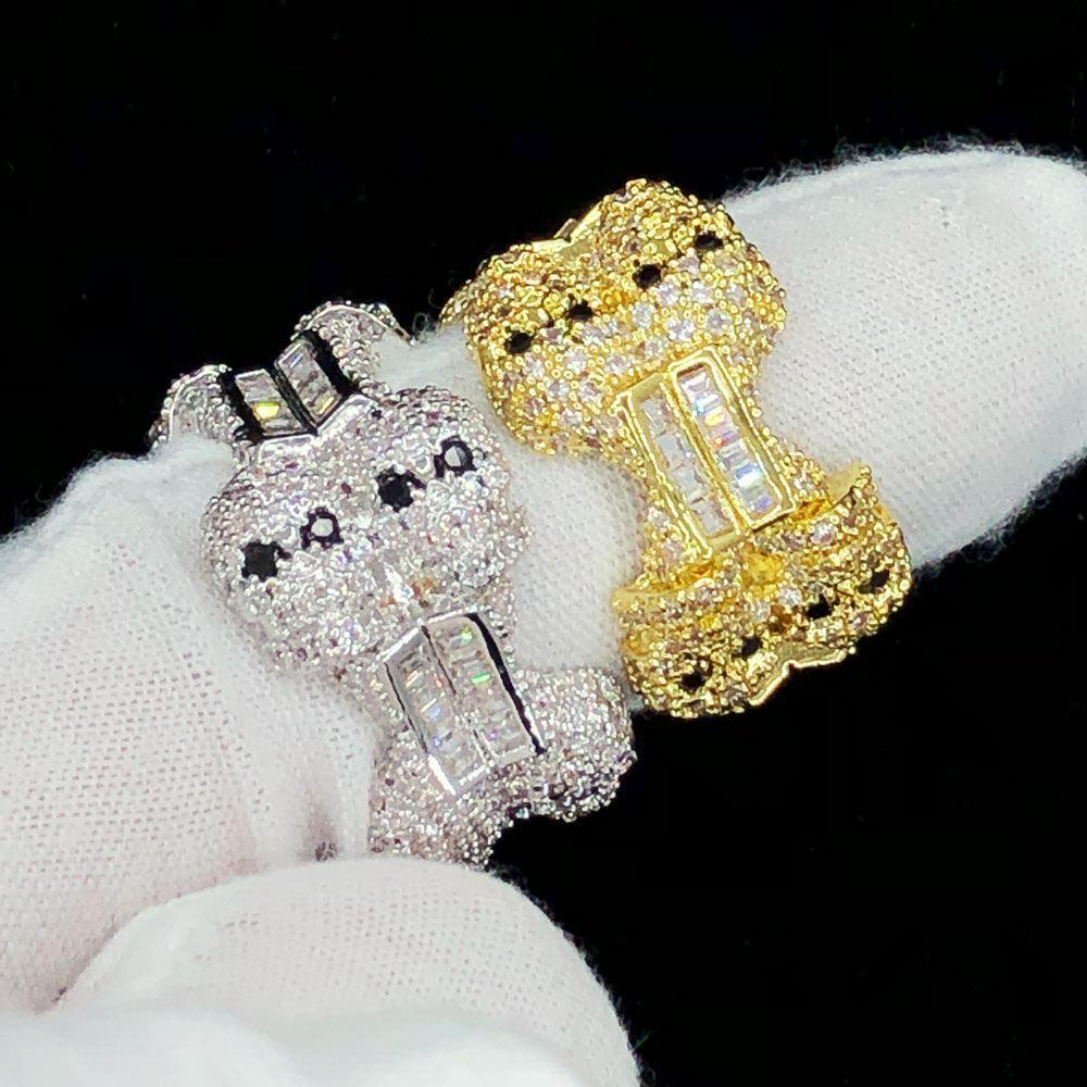Skull & Bones Baguette Iced Out Eternity Hip Hop Ring! Bling Bling All Day- 25% OFF EVERYTHING - PROMO CODE Save25 #hiphop #hiphopbling #bling #model #photooftheday #instagood #nofilter #tbt #igers #picoftheday #love #nature #swag #lifeisgood #skull