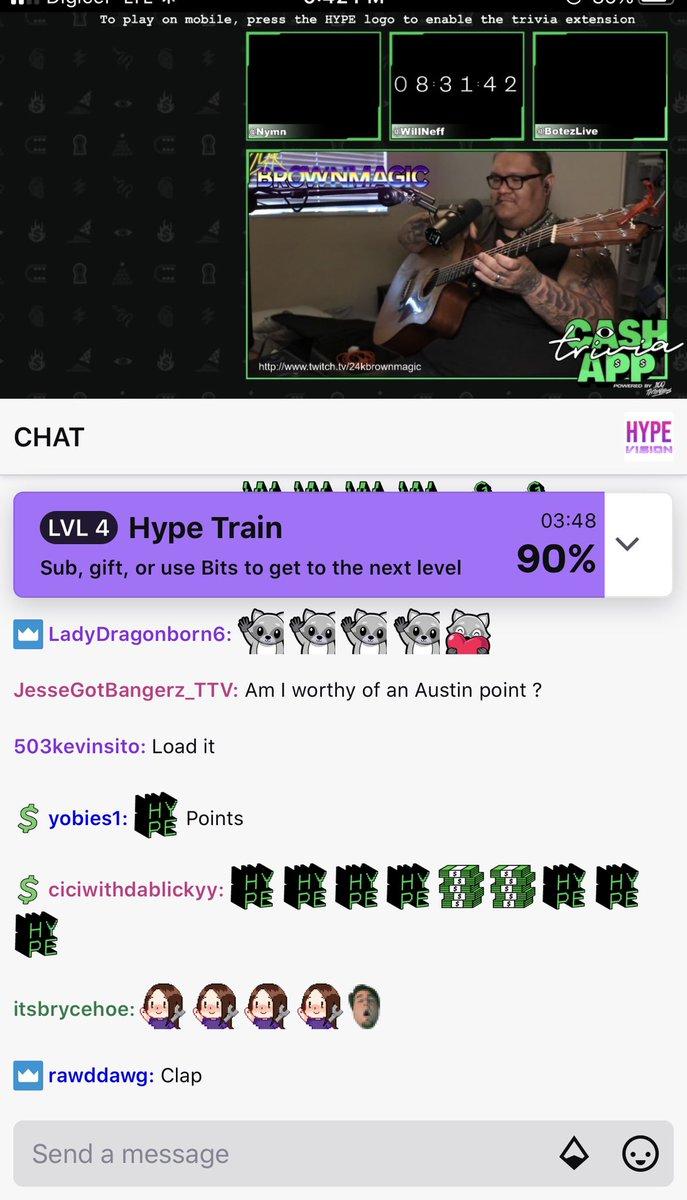 $jassellehearts #cashapptrivia @AustinOnTwitter