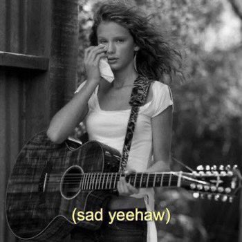 @taylorswift13 The way y'all are finally going to understand the masterpiece that is cowboy like me. 😌