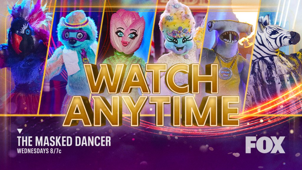 The Super Six left it all on the stage!   Watch the latest episode of #TheMaskedDancer anytime: