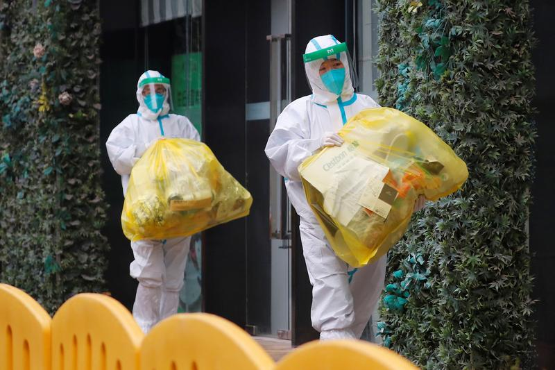 WHO team in Wuhan set to leave quarantine in investigation of COVID origins https://t.co/vIFMRk8Kvh https://t.co/sRcChmoJ0g