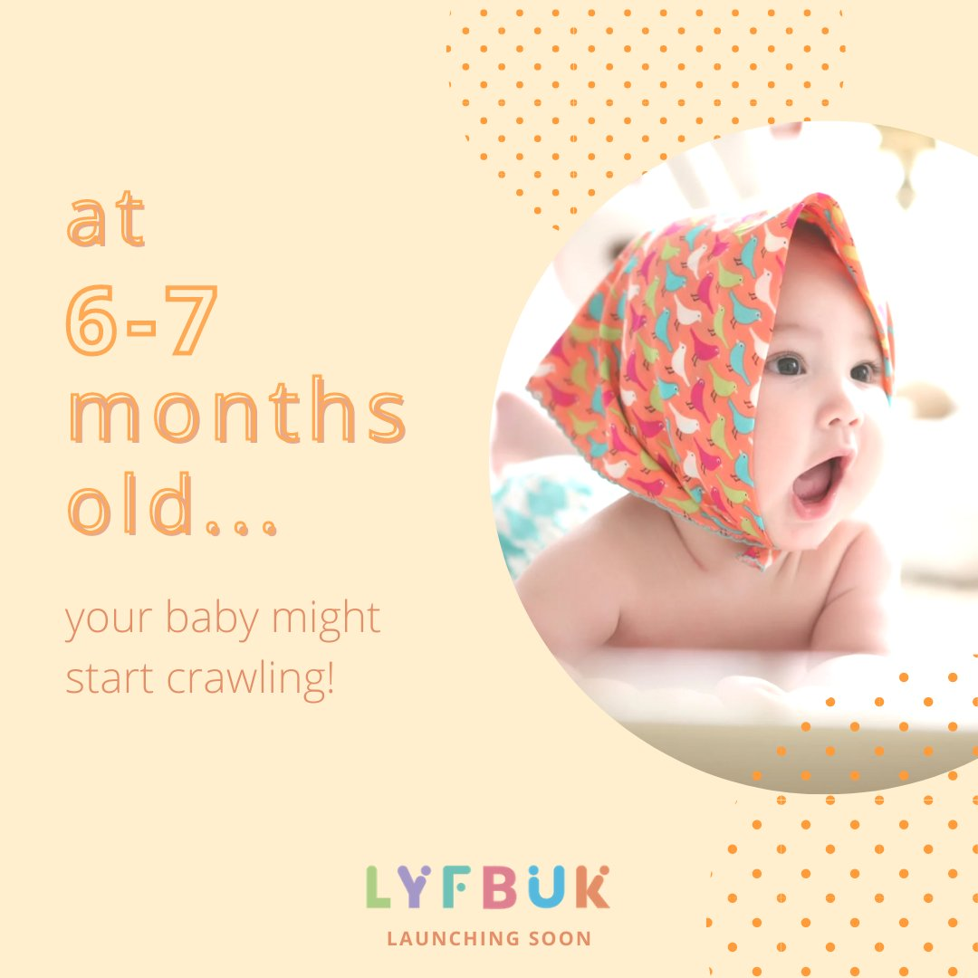 Learn more about each stage of development of your little one with #LYFBUK. #parenting #family #kids #love #children #baby #momlife #mom #parenthood #motherhood #babygirl #parentingtips #maman #life #happy #babies #familytime #mother #child #parents #babyboy #parent #pregnancy