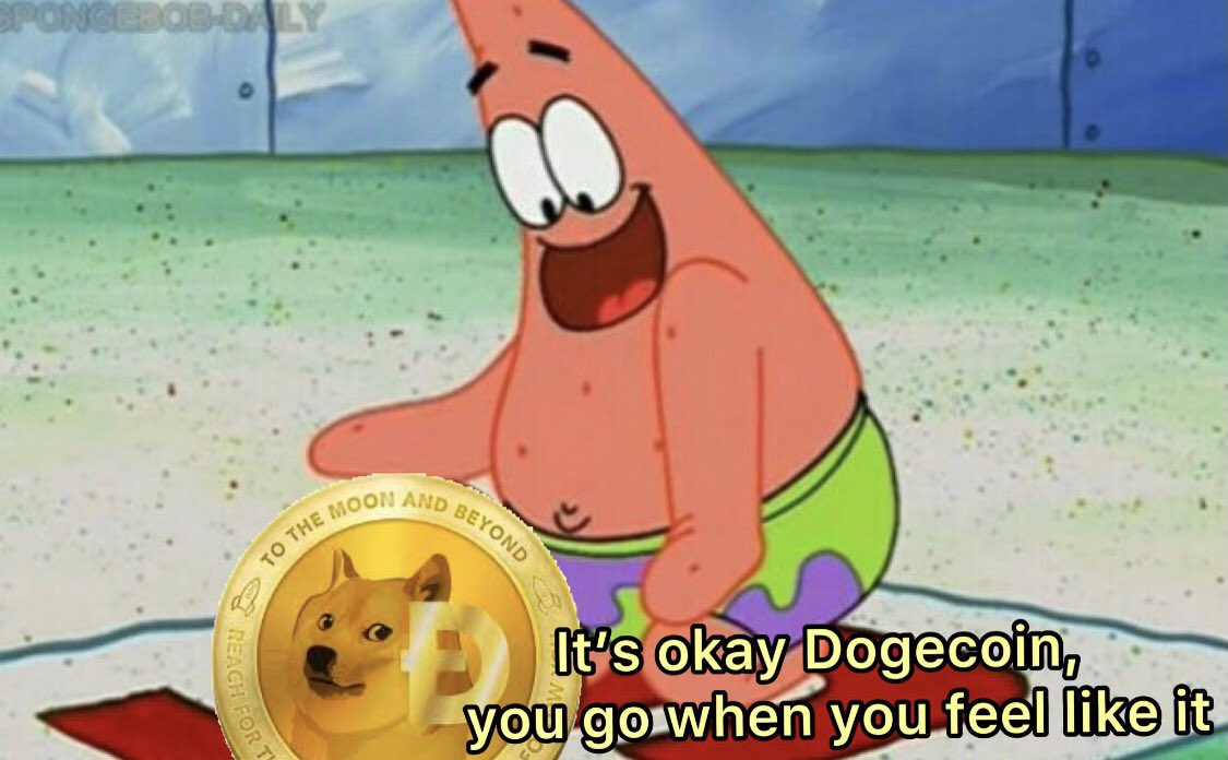 Check out @dogecoinworldwide on @instagram for daily #dogecoin #memes and #news!
