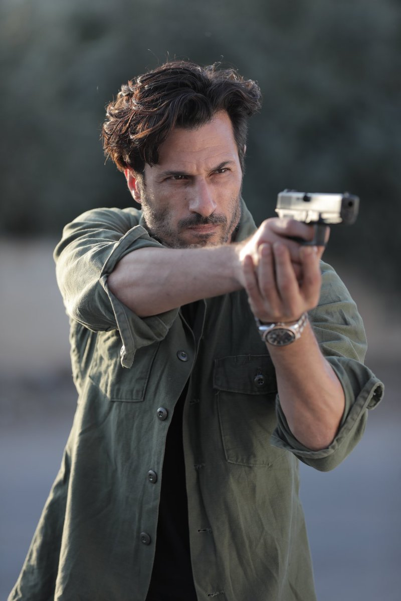 I cast the brilliant Hal Ozsan after meeting him at a cigar party in LA. He deserves an Oscar nomination for his performance in INFIDEL.